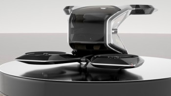 """Na apresentação do veículo, Mike Simcoe, designer-chefe da GM, disse que a ideia é """"reimaginar o futuro do transporte pessoal"""""""