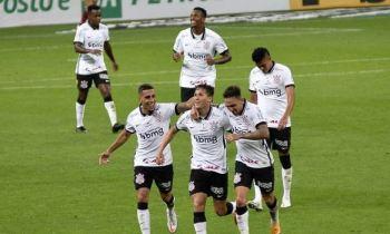 Jô, Cazares, Fagner, Mateus Vital e Luan fizeram os gols corintianos na vitória por 5 a 0 contra o Fluminense
