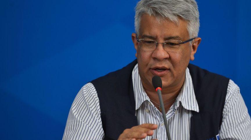Wanderson Kléber de Oliveira, secretário de Vigilância em Saúde