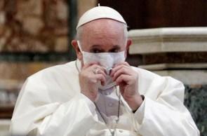 Padre paraibano encontrou o Papa Francisco em Roma e ouviu a frase em tom de brincadeira