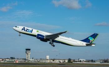 """A empresa se tornou o primeiro fabricante de aviões a relatar as chamadas emissões de """"Escopo 3"""""""