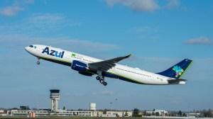 Azul aumenta oferta e terá voos diários para Portugal a partir de dezembro