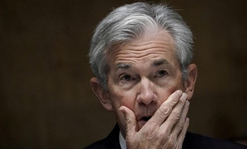 <strong>Presidente do banco central norte-americano, Jerome Powell</strong>