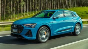 O veículo elétrico a bateria mais popular da Volkswagen foi o novo ID.3, que vendeu 56.500 unidades