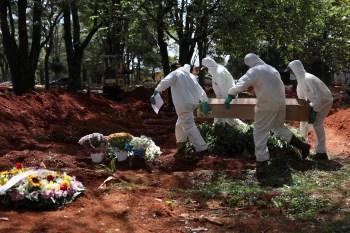 O país soma um total de 599.810 óbitos e 21.532.558 infecções confirmados desde o início da pandemia, em março de 2020
