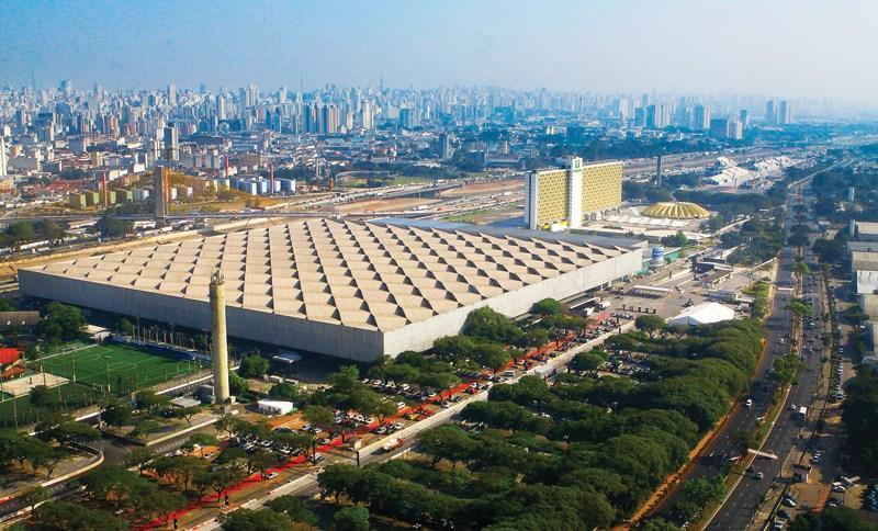 Complexo do Anhembi, na Zona Norte de São Paulo, foi concedido à iniciativa privada por 30 anos