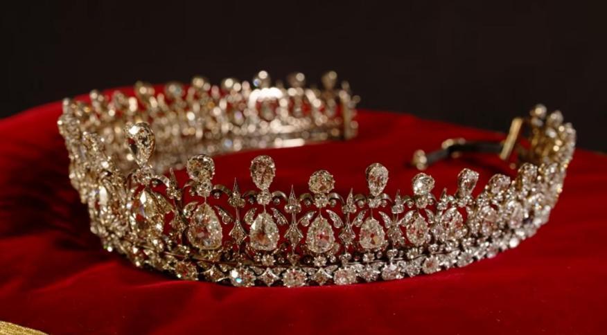 "Fifa Tiara"" será exibida no Historic Royal Palace, em Londres"
