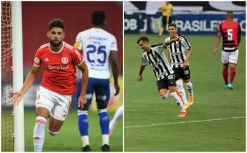 Inter e São Paulo se enfrentam agora na próxima rodada, na quarta-feira (20), em São Paulo, em uma partida que pode valer a liderança do Brasileirão