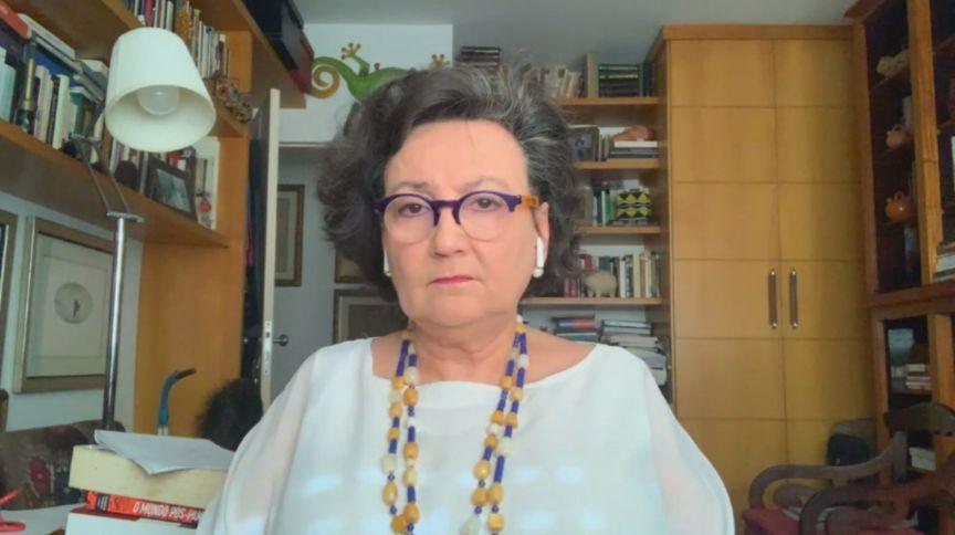 A pneumologista e pesquisadora da Fiocruz Margareth Dalcolmo (18.jan.2021)