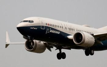O avião mais vendido da Boeing, ficou bloqueado por 20 meses após dois acidentes que mataram 346 pessoas