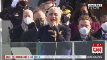 Cantora foi a escolhida para cantar na cerimônia de posse do democrata