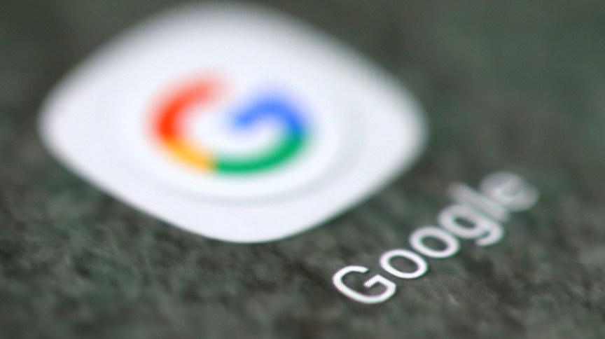 Ícone do aplicativo do Google em smartphone: empresa oferece benefício para colaboradores que trabalham em home office