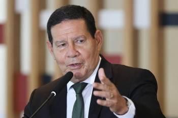 Vice-presidente argumenta que novo comandante do Exército, general Paulo Nogueira, não era o mais antigo, como é tradicional na escolha, mas 'não é o mais novo'