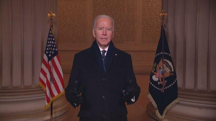 <strong>Joe Biden, presidente dos Estados Unidos.</strong>
