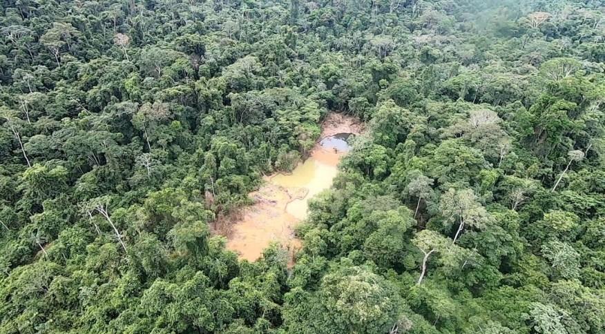 Séries Originais mostra desafios no combate ao garimpo ilegal no Brasil