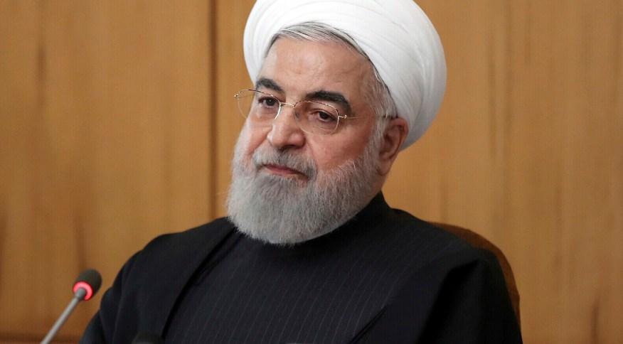 """""""Vacinas estrangeiras são uma necessidade"""", diz o presidente do Irã, Hassan Rouhani"""