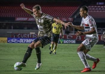Em São Januário, o Vasco da Gama venceu o Atlético-MG por 3 a 1