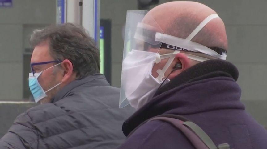 EUA ainda sofre com agravamento da pandemia (24.jan.2021)