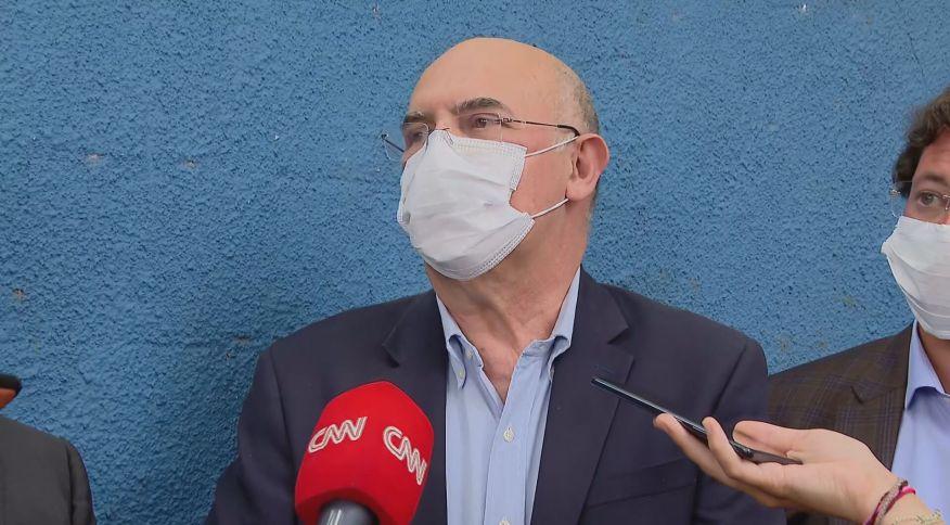 O ministro da Educação Milton Ribeiro falou sobre abstenções no Enem