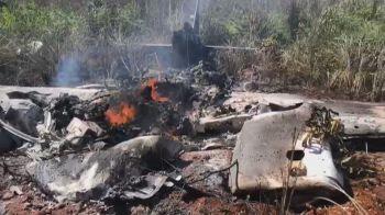 A assessora de Comunicação do Palmas Izabela Martins lamentou o acidente aéreo que matou o presidente do clube, quatro jogadores e o piloto