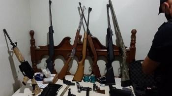 João Felipe Barbieri é apontado como um dos maiores traficantes de armas do mundo