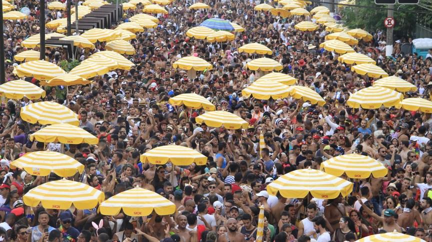 Carnaval de São Paulo foi cancelado devido à pandemia de Covid-19