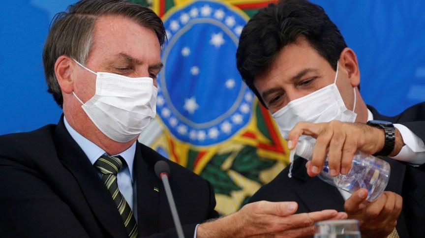 Ao STF, governo de Jair Bolsonaro afirmou seguir recomendações da OMS e do Ministério da Saúde