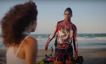 Vídeo da música 'Baila conmigo' foi gravado no litoral do Ceará e dirigido pelo brasileiro Fernando Nogari