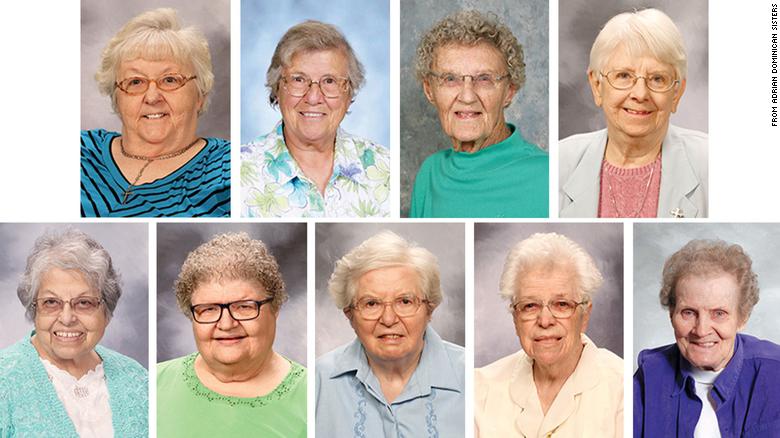 Nove freiras morreram após um surto de Covid-19 na Casa Mãe das Irmãs Dominicanas, em Adrian (Michigan)