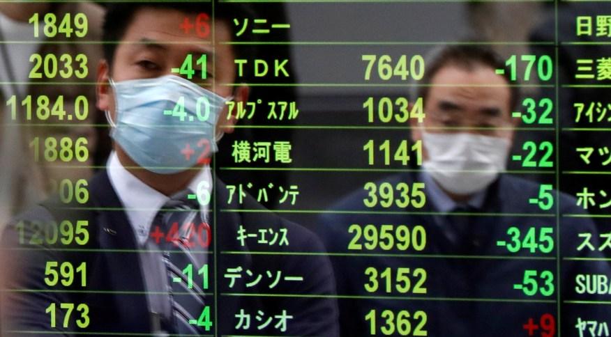 Bolsas asiáticas: índices da China fecharam a quarta (4) em alta