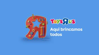 O site da Toys'R'Us continua operacional e mais de 700 lojas fora dos Estados Unidos ainda estão abertas
