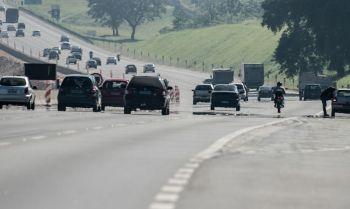 Por volta das 17h, não havia registro de nenhum ponto de manifestação em rodovias paulistas nem nas federais
