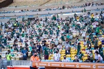 Administração do estádio, entretanto, afirmou que repassou a autuação de R$ 14 mil à Conmebol, organizadora do evento