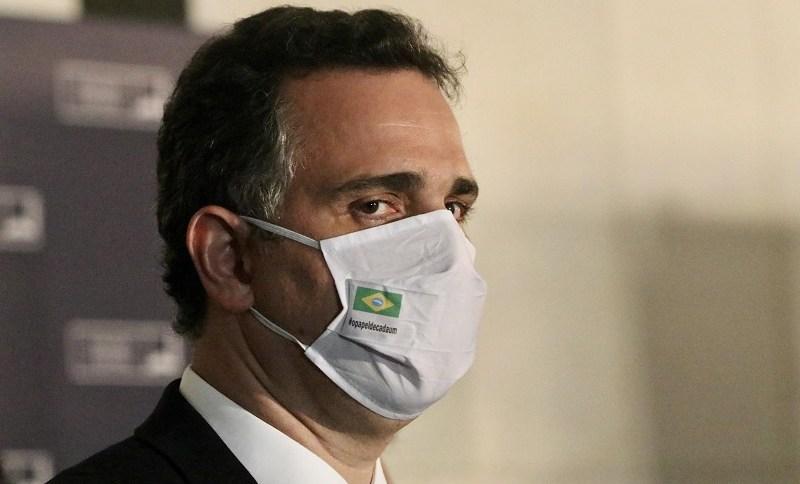 O novo presidente do Senado, Rodrigo Pacheco