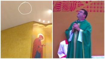A paróquia de Vitória, no Espírito Santo, registrou boletim de ocorrência policial