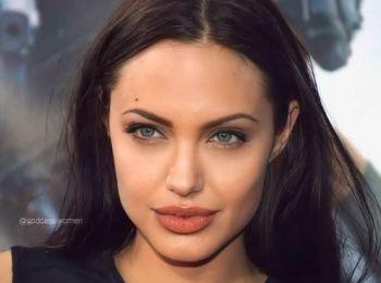"""Jolie, que é enviada especial da Agência das Nações Unidas para Refugiados, publicou que planeja compartilhar histórias de pessoas """"que estão lutando por seus direitos humanos básicos"""""""