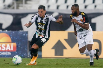 O time carioca perdeu em casa para o Sport, por 1 a 0, e não tem mais chances matemáticas de permanecer na primeira divisão