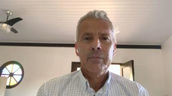 O coordenador executivo do Centro de Contingência Contra a Covid-19 de São Paulo, João Gabbardo, conversou com a CNN sobre a volta da fase amarela