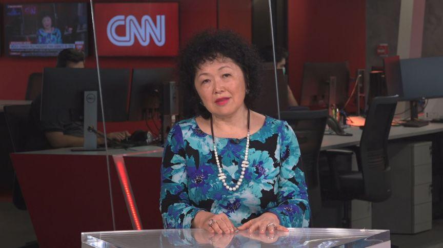 A oncologista Nise Yamaguchi fala à CNN sobre coronavírus e hidroxicloroquina
