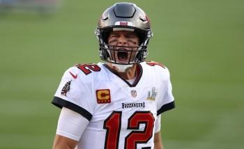 Quarterback aumentou ainda mais a sua coleção de conquistas ao liderar o Tampa Bay Buccaneers na vitória do 55º Super Bowl