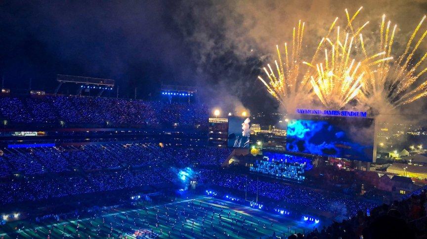 Show do The Weeknd no intervalo do Super Bowl