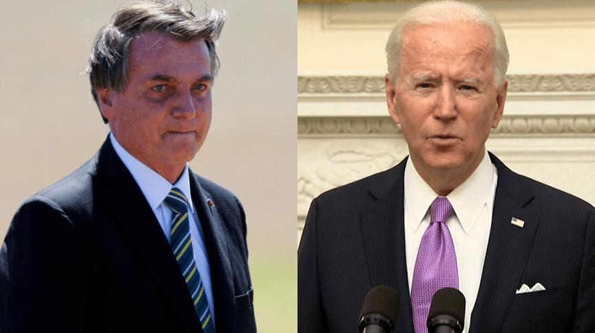 Presidente brasileiro participará de evento organizado por Joe Biden