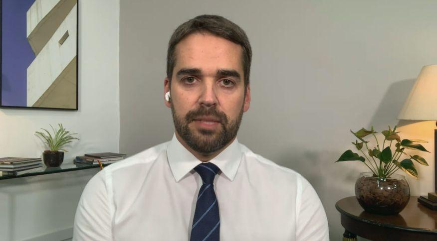 O governador do Rio Grande do Sul, Eduardo Leite (PSDB) (09.fev.2021)