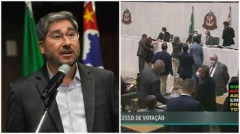 Com apoio de cinco homens por pena mais branda, Fernando Cury será suspenso por 119 dias e manterá os benefícios inerentes ao cargo; caso vai a plenário