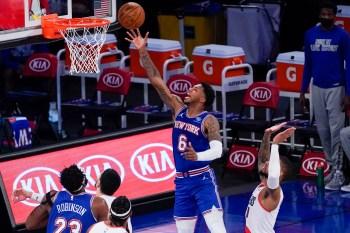 A última vez que levaram um título da NBA em 1973, agora valem US$ 5 bilhões, um aumento de 8,7% em relação ao ano anterior, segundo a Forbes
