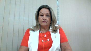 Denúncia de Isa Penna contra o deputado Fernando Cury foi aceita por unanimidade nesta quarta-feira (10)