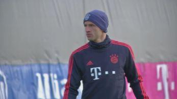 Atacante não defenderá o Bayern de Munique no duelo contra o Tigres, do México, nesta quinta-feira (11)