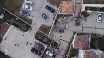 Cidade costeira de Izmir foi atingida por tormenta que danificou barcos, carros e casas