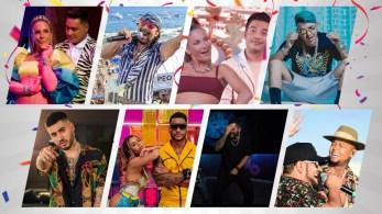 A CNN ouviu os artistas e selecionou algumas músicas que são apostas de hit para o Carnaval 2021. Escolha a sua favorita e faça a festa em casa!