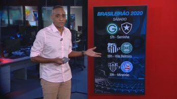 Essa é a 36ª rodada do campeonato brasileiro e a disputa acontecerá no Mineirão, em Belo Horizonte